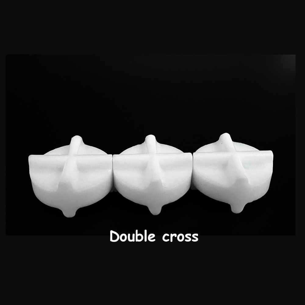 Magnetic Stir Bars, Double Cross