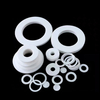 White High Temperature PTFE Gasket Heat Oil Resistant Seal Flat PTFE Gasket