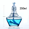 Glass Spirit Burner Alcohol Lamp