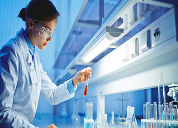 Precautions for laboratory equipment